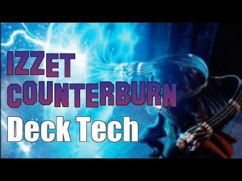 Standard Deck Tech: Izzet Counterburn by Strictly Better MTG - Magic