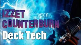 Mtg Deck Tech: Izzet Counterburn in Guilds of Ravnica Standard!