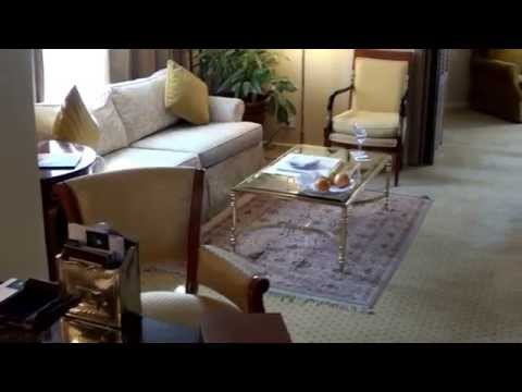 Park Tower, Starwood Luxury Collection, Buenos Aires, Argentina - Review of Corner Suite 1750