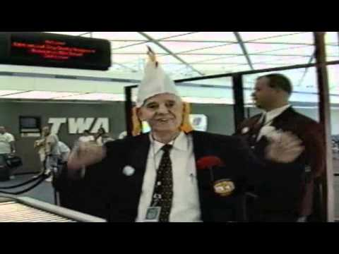 pre 9 11 airport security youtube