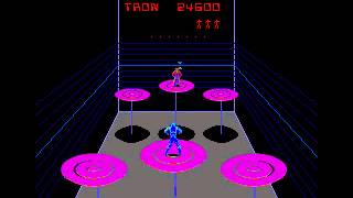 Arcade Longplay [538] Discs of Tron