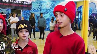 The funky business of kids' competitive break dancing