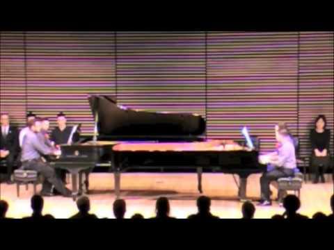 Jambalaya by Eugénie Rocherolle: Piano 8 hands