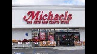 Visita por Michaels  Miami - Tienda de Manualidades