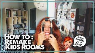 Ανακαινίζοντας τα παιδικά δωμάτια | SissyChristidou