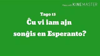 15a Tago – Ĉu vi iam ajn sonĝis en Esperanto? #30DRYC