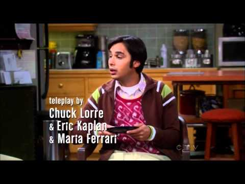 The Big Bang Theory S05E21 - The word No