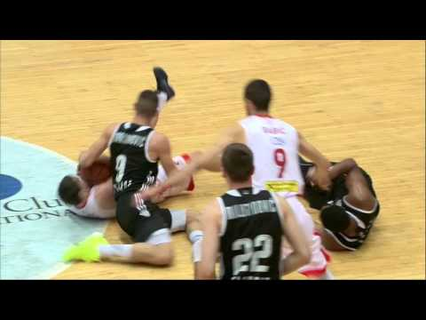 Full: Cedevita - Partizan NIS [ABA – Round 12] [29/11/2015]