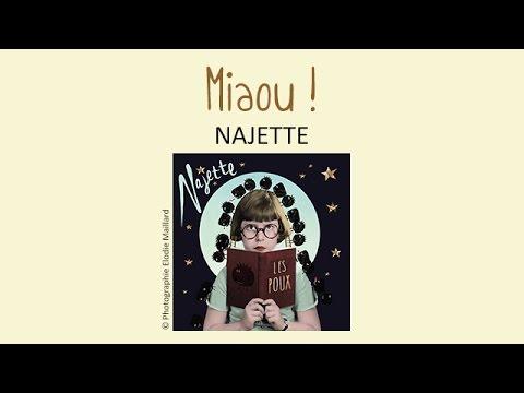 Najette - Miaou! - chanson pour enfants