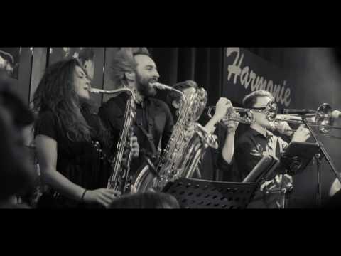 Temperature Rising, Danny Bryant Big Band Live