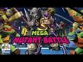 Teenage Mutant Ninja Turtles: Mega Mutant Battle - It's Going Down (Nickelodeon Games)