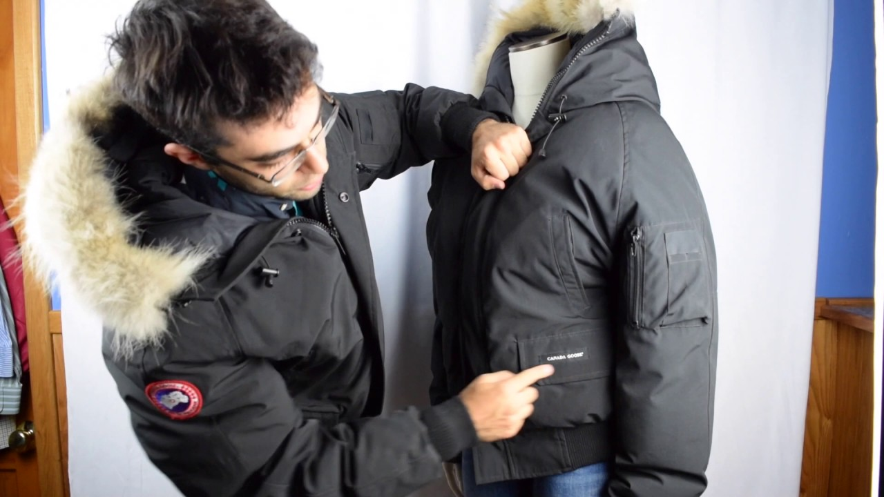 Canada Goose--Differences between old, new, and fake coats