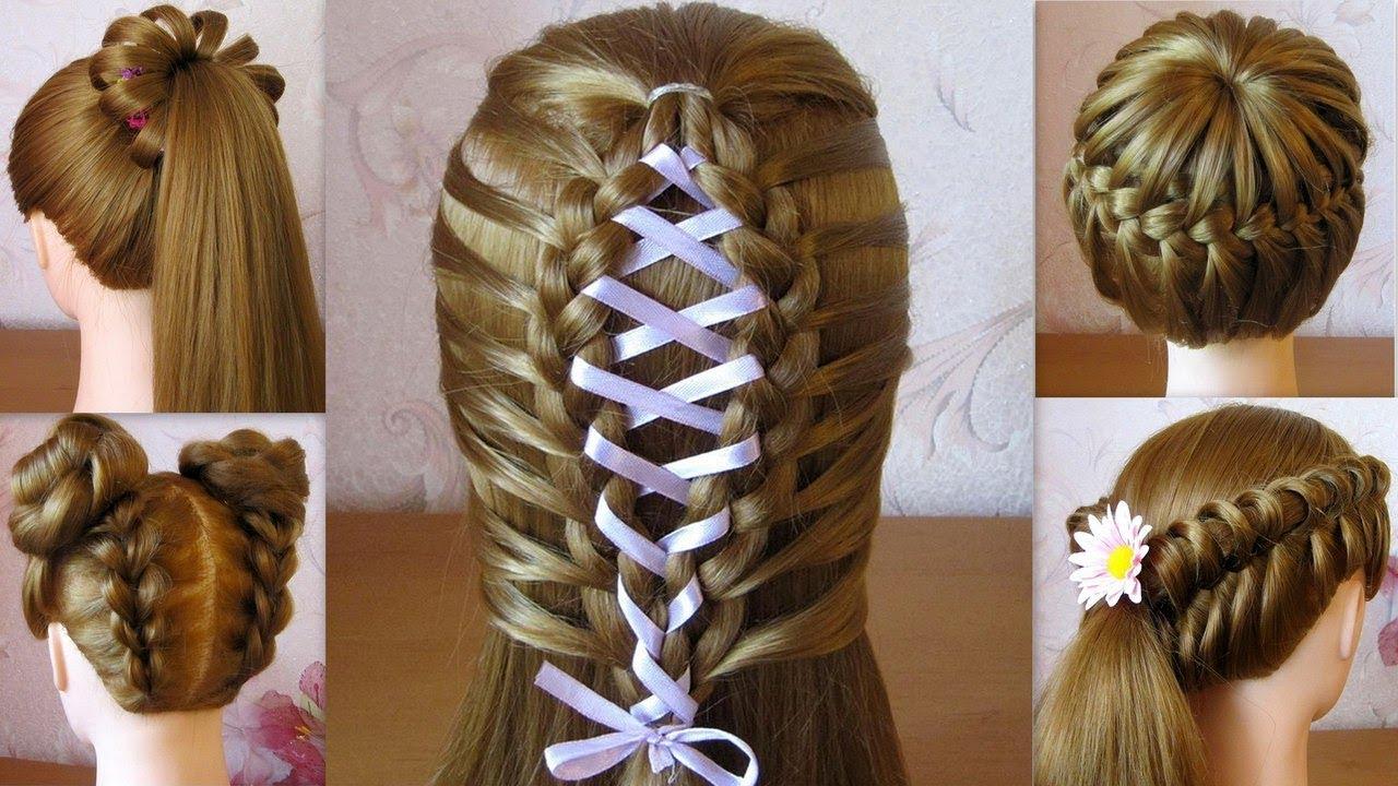 Les coiffures les plus simples pour les filles