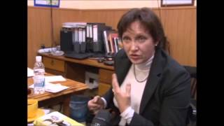 Равенских Александра Борисовна Интервью 11 декабря 2015
