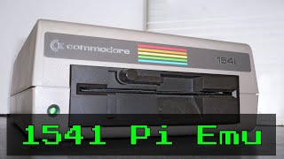Live Circuit Design - Commodore 1541 Pi Interface