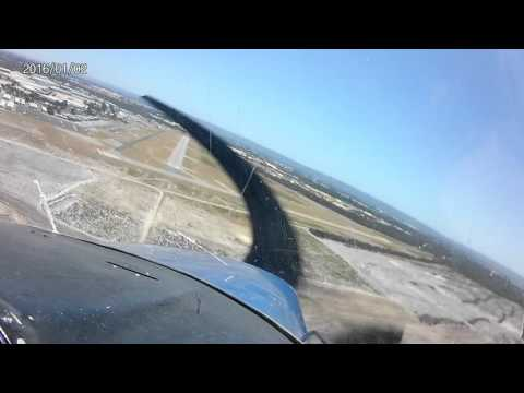 [YPJT/RL] Side Slip Approach Demo in a Cessna C152