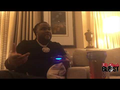 Ya Big Dog Blast - Tee Grizzley opens up about the night his manager JB was killed