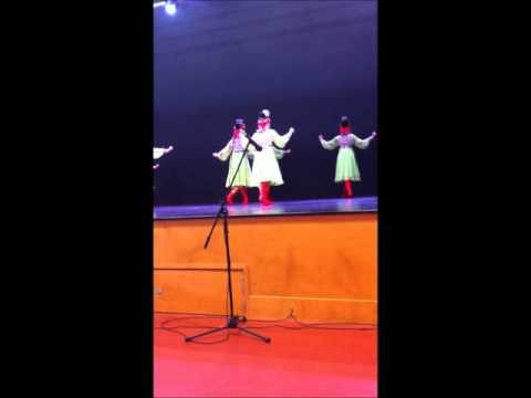 Bowl Dance - Yantai Children's Palace