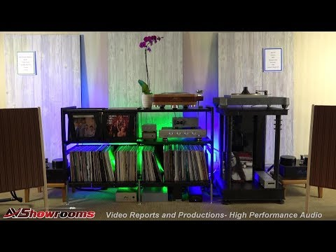 Robyatt Audio, Electrostatic Solutions Quad 57, BK Butler Amps, Miyajima Labs, Schroder, Technics,