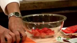 Lebanese Recipes -  Fatouche Salad