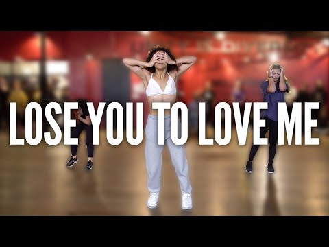 SELENA GOMEZ - Lose You To Love Me | Kyle Hanagami Choreography