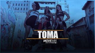 Baixar TOMA - Luísa Sonza, MC Zaac (Coreografia Move mix )