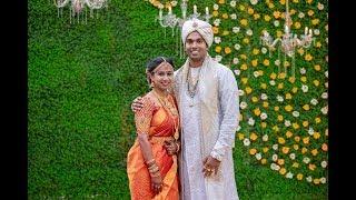 Dhanraj Salian + Megha Salian Wedding