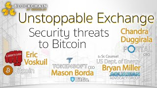 Blockchain At Berkeley UNSTOPPABLE EXCHANGE (2): Security threats to Bitcoin