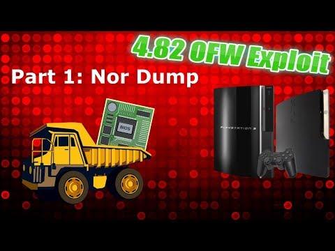 4 81/ 82 IDPS Dumper Exploit PS3 by MWX