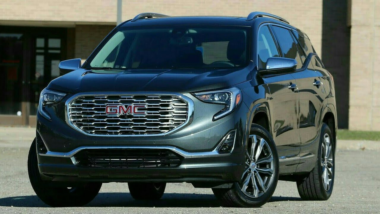 2019 GMC Terrain Denali Compact SUV | Review - YouTube