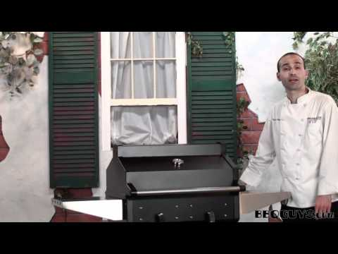 MHP Charcoal Grill - Component Overview