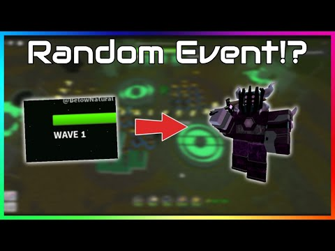 TDS but Every Wave a Random Event Occurs!!?   TDS (Roblox)  