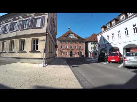 STREET VIEW: Oberndorf am Neckar in GERMANY