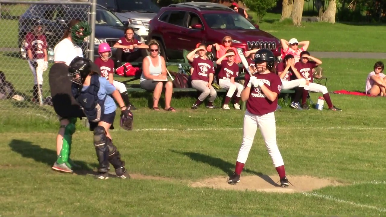 Chazy - Champlain-Rouses Point PeeWee Softball  7-2-19