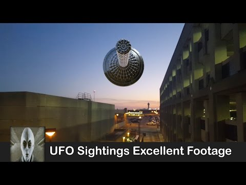 UFO Sightings Excellent Footage March 23rd 2017