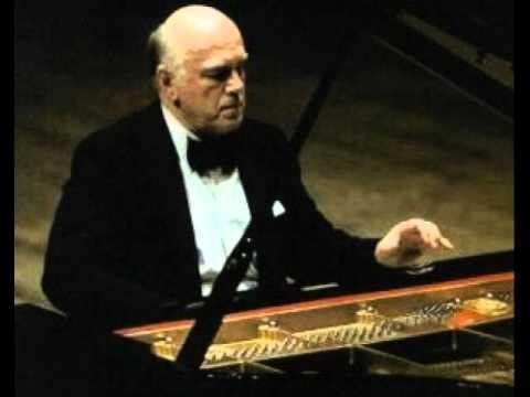 Richter Brahms Variations Op.21/1 Live