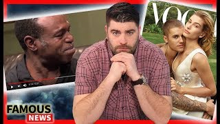 Best Cry Ever Star Rocky Lockridge R.I.P., Justin Bieber Celibate For One Year & more | Famous News