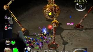 Pikmin 2 Hack - Cave Of Calamity (Boss Rush) ~