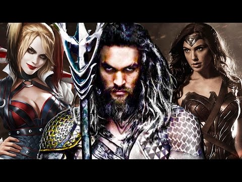 7 Most Anticipated DC Comics Movies
