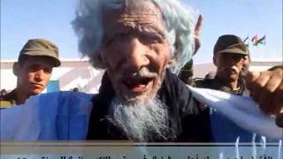 ديدي ولد اعلي شيخ صحراوي يطالب بتحرير الصحراء