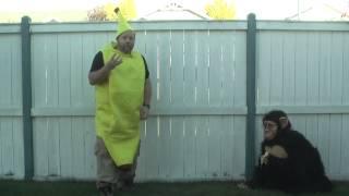 So ya think yer a chimp? CrEvo Rant #181 with Wazooloo / Ian Juby by wazooloo