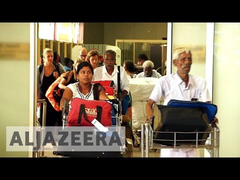 Sri Lanka: Ninety Tamil refugees return home