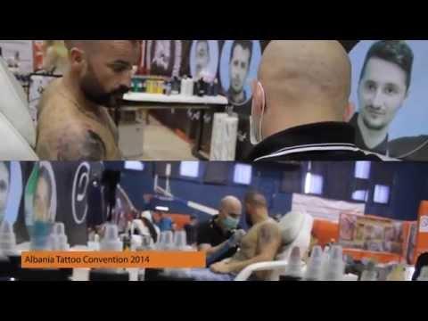 Albania Tattoo Convention 2014 - ZHURMA ZICO TV