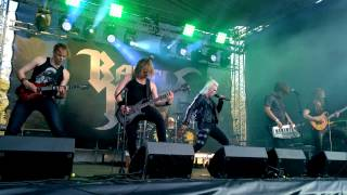 "BATTLE BEAST   ""Out on the Streets"" Live at JCR 2015 4K 2160p"