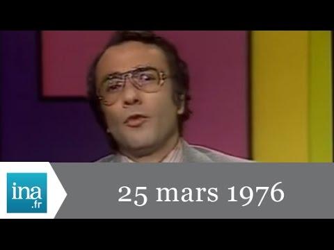 13h TF1 du 25 mars 1976 - Archive INA