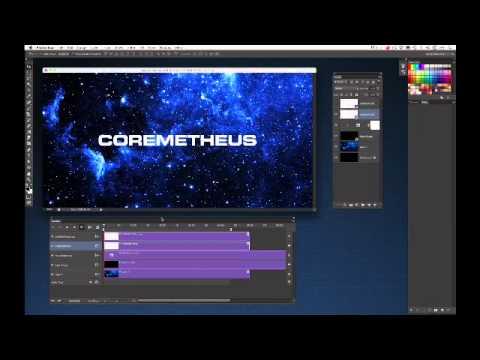Download Photoshop CS6 Tutorial   Motion Graphics