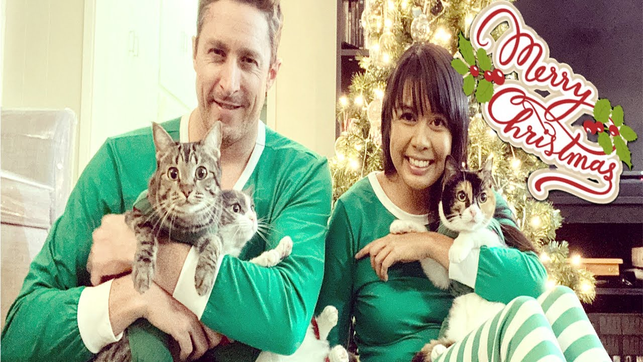 Holiday Photo Shoot with the Family!