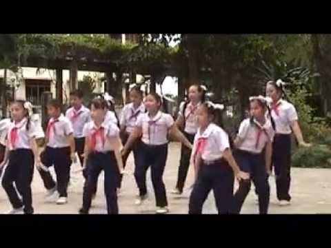 Múa dân vũ Chu chu wa