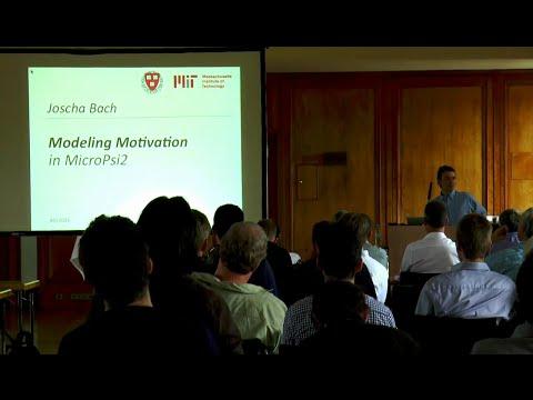 AGI-15 Joscha Bach – Modeling Motivation in MicroPsi 2