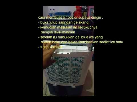 Tutorial Midea Air Cooler Youtube